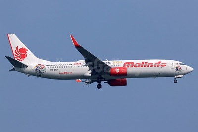"""Visit Truly Asia Malaysia 2020"" special livery"
