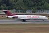Raya Airways Boeing 727-247 (F) 9M-TGG (msn 21699) SIN (Robbie Shaw). Image: 928891.