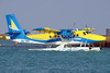 Trans Maldivian Airways-TMA de Havilland Canada Viking DHC-6-400 Twin Otter 8Q-TMY (msn 849) MLE (Paul Denton). Image: 911852.
