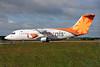 Eznis Airways BAe (Avro) RJ85 (146-RJ85) JU-9909 (msn E2257) KEM (Richard Vandervord). Image: 922998.