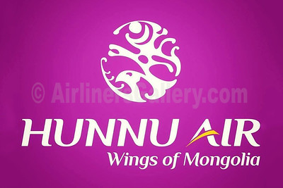 1. Hunnu Air logo
