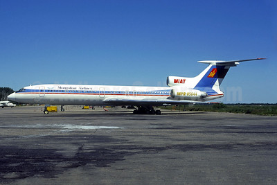 Mongolian Airlines-MIAT Tupolev Tu-154M MPR-85644 (msn 88A780) YKS (Christian Volpati Collection). Image: 940783.