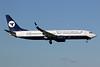 Mongolian Airlines (MIAT) Boeing 737-8AS WL EI-CSG (msn 29922) (Ryanair colors) PEK (Michael B. Ing). Image: 905601.