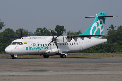 Air Bagan ATR 42-320 XY-AIC (msn 159) RGN (Richard Vandervord). Image: 922932.
