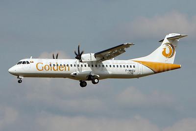 Latest ATR 72-600 for Golden Myanmar Airlines