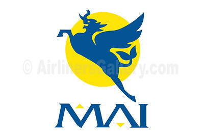 1. MAI-Myanmar Airways International logo