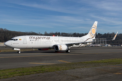 Myanmar National Airlines - Bruce Drum (AirlinersGallery com)