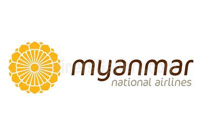 1. Myanmar National Airlines logo