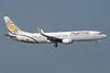Myanmar National Airlines Boeing 737-86N WL XY-ALC (msn 43407) HKG (Paul Denton). Image: 934181.