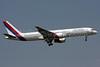 Nepal Airlines Boeing 757-2F8 9N-ACA (msn 23850) BKK (Jens Polster). Image: 933736.