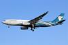 Oman Air Airbus A330-243 A40-DC (msn 1049) BKK (Michael B. Ing). Image: 910626.