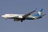 Oman Air Boeing 737-81M WL A40-BD (msn 35287) DXB (Paul Denton). Image: 910925.