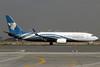 Oman Air Boeing 737-8Q8 WL A40-BN (msn 30652) DXB (Jay Selman). Image: 402043.