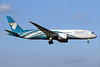 Oman Air Boeing 787-8 Dreamliner A40-SZ (msn 36046) ZRH (Javier Rodriguez). Image: 934398.