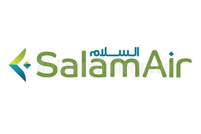 1. SalamAir logo