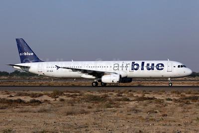 Airblue Airbus A321-231 AP-BJA (msn 1199) SHJ (John Adlard). Image: 904255.