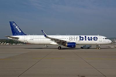Airblue Airbus A321-211 WL AP-BMO (msn 6067) ZRH (Rolf Wallner). Image: 946559.