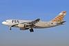 PIA (Pakistan International Airlines) Airbus A310-308 AP-BEU (msn 691) MAN (Rob Skinkis). Image: 901898.