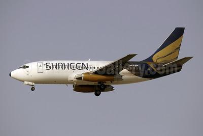 Shaheen Air International Boeing 737-230 AP-BIP (msn 22634) DXB (Paul Denton). Image: 909709.
