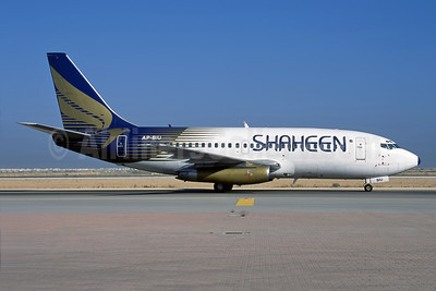 Shaheen Air International Boeing 737-236 AP-BIU (msn 21807) DXB (Rob Rindt Collection). Image: 948517.