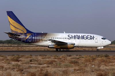 Shaheen Air International Boeing 737-277 AP-BHA (msn 22645) SHJ (John Adlard). Image: 904258.