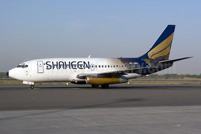 Shaheen Air International Boeing 737-258 AP-BIQ (msn 22857) SHJ (Michael Stappen). Image: 905880.
