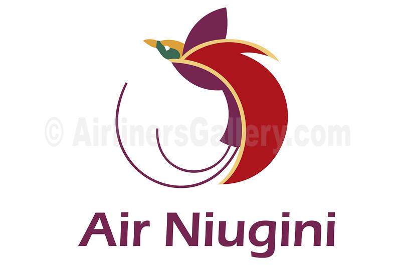 1. Air Niugini logo