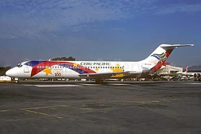 "Cebu Pacific's 1997 ""Philippine Centennial"" special livery"