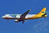 Cebu Pacific Air (Cebu Pacific Air.com) Airbus A320-214 RP-C3262 (msn 4537) BKK (Ken Petersen). Image: 910708.