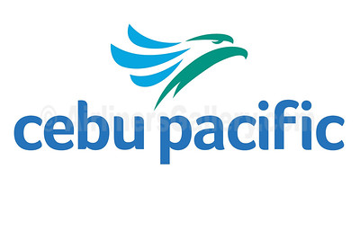 1. Cebu Pacific Air logo
