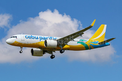 First Airbus A320neo for Cebu Pacific