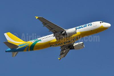 Cebu Pacific Air Airbus A320-214 RP-C3242 (msn 2994) NRT (Robbie Shaw). Image: 934217.