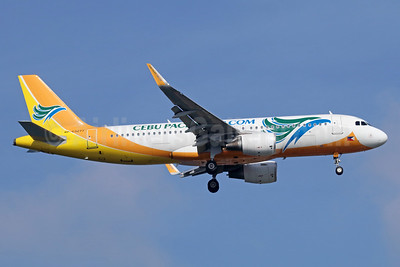 Cebu Pacific Air (Cebu Pacific Air.com) Airbus A320-214 WL RP-C3277 (msn 5934) SIN (Michael B. Ing). Image: 934895.