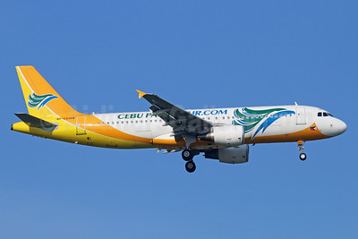 Cebu Pacific Air (Cebu Pacific Air.com) Airbus A320-214 RP-C3264 (msn 4852) BKK (Michael B. Ing). Image: 939335.