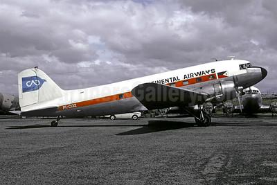 Continental Airways (Philippines) Douglas C-47A-DL (DC-3) PI-C132 (RP-C132) (msn 19897) MNL (Christian Volpati). Image: 900954.