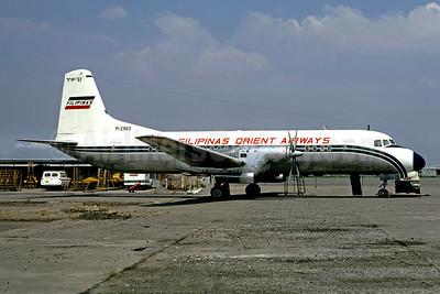 Airline Color Scheme - Introduced 1965