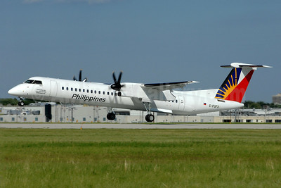Philippines - Air Philippines Corporation Bombardier DHC-8-402 (Q400) C-FUFX (msn 4561) YZD (TMK Photography). Image: 938685.