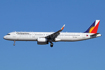 Philippines (Philippine Airlines) Airbus A321-231 WL RP-C9918 (msn 6493) NRT (Michael B. Ing). Image: 940416.