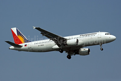 Philippines (Philippine Airlines) Airbus A320-214 RP-C8604 (msn 3087) SIN (Michael B. Ing). Image: 905318.