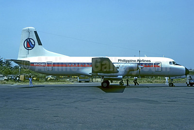 Philippine Airlines NAMC YS-11-125 RP-C1415 (msn 2042) MNL (Christian Volpati). Image: 910451.