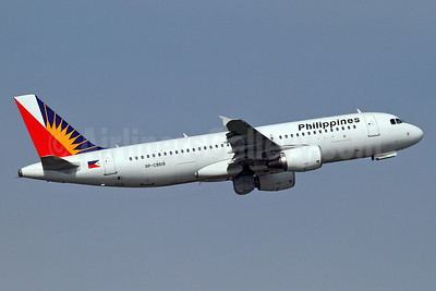 Philippines (Philippine Airlines) Airbus A320-214 RP-C8619 (msn 5315) BKK (Keith Burton). Image: 926282.