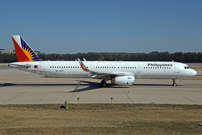 Philippines (Philippine Airlines) Airbus A321-231 WL RP-C9917 (msn 6371) PEK (Rolf Wallner). Image: 939362.