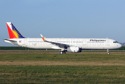 Philippines (Philippine Airlines) Airbus A321-231 WL D-AVZR (RP-C9907) (msn 5838) XFW (Gerd Beilfuss). Image: 921068.