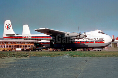 PAL Freighter (Philippine Airlines) Armstrong Whitworth AW-650 Argosy C1 RP-C1192 (msn 6782) MNL (Christian Volpati Collection). Image: 949219.