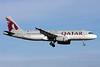 Qatar Airways Airbus A320-232 A7-AHR (msn 4968) ZRH (Andi Hiltl). Image: 911710.