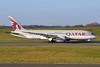 Qatar Airways Boeing 787-8 Dreamliner A7-BCD (msn 38322) BHX (Fred Freketic). Image: 937362.