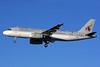 Qatar Airways Airbus A320-232 A7-AAG (msn 927) LHR (SPA). Image: 924367.