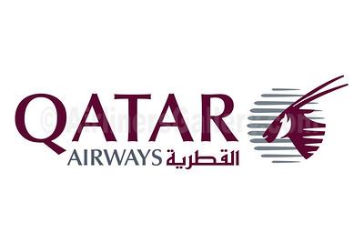 1. Qatar Airways logo
