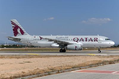 Qatar Airways Airbus A320-232 A7-ADC (msn 1773) AYT (Ton Jochems). Image: 955292.