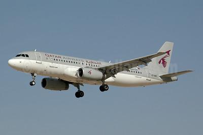Qatar Airways Airbus A320-232 A7-ADC (msn 1773) DXB (Ton Jochems). Image: 955291.